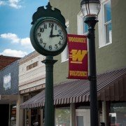 Woodruff Town Clock