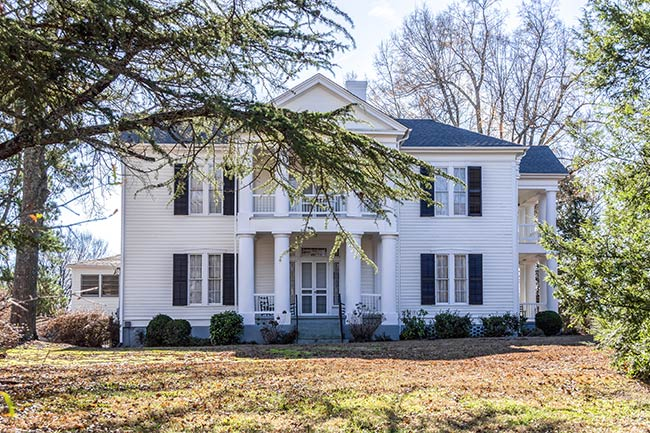 John C Zimmeran House