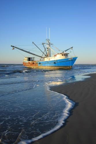 South Carolina Shrimp Boats