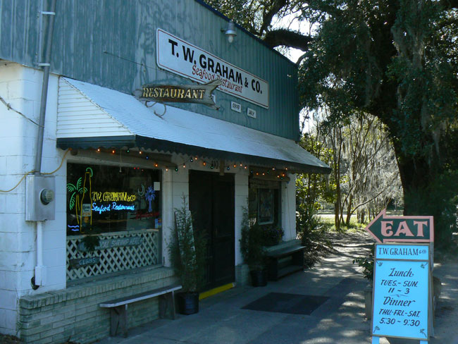 T.W. Grahams Seafood Restaurant
