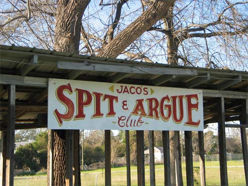 Jacos Spit & Argue Club