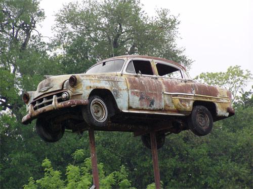 flying junk car elloree sc photos map history. Black Bedroom Furniture Sets. Home Design Ideas