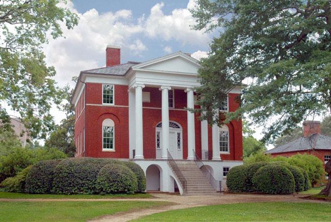 Robert Mills House Columbia South Carolina Sc