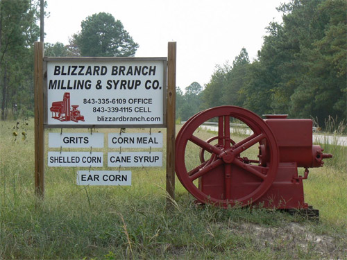 Blizzard Branch Milling & Syrup Company