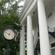 Cheraw Town Hall Clock