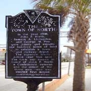 North Historical Marker