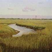 Sullivan's Island Painting