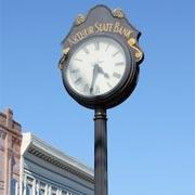 Union Town Clock