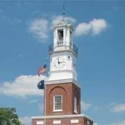 Winnsboro Town Clock