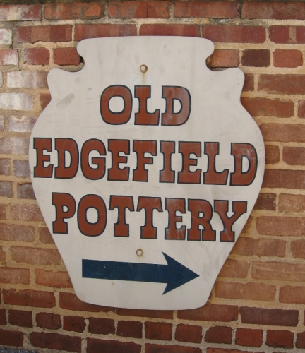 edgefield south carolina old edgefield pottery