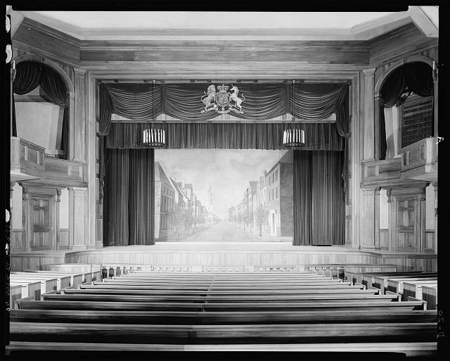 1936 Dock Street Theatre