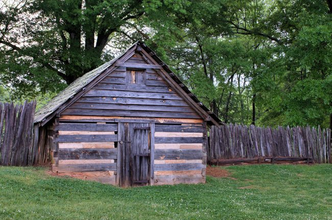 Ninety Six National Historic Site Greenwood County South
