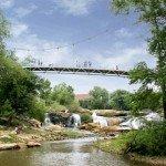Liberty Bridge Daytim