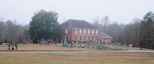 Abbeville Cedar Springs Church