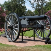 Abbeville Civil War Cannon