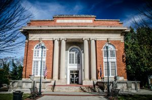 Abbeville County Court House