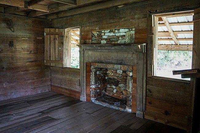 Abner Church Interior