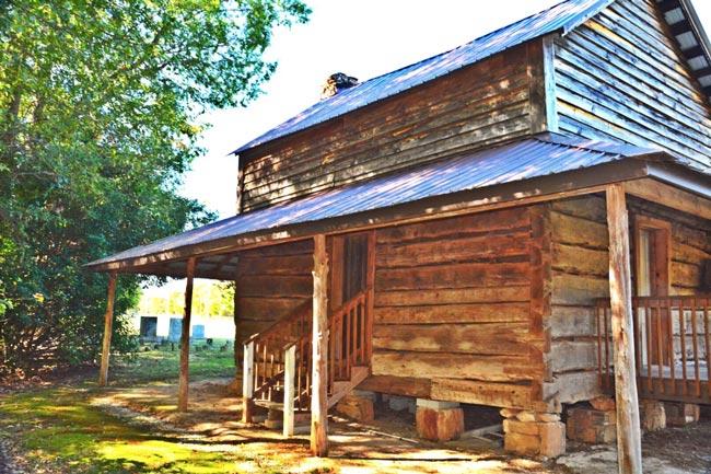 Abner Creek Baptist Rear