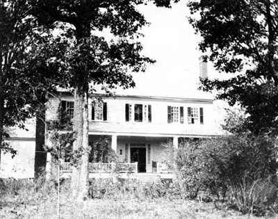 Adam Ivy Plantation