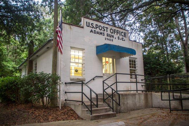 Adams Run Post Office Building