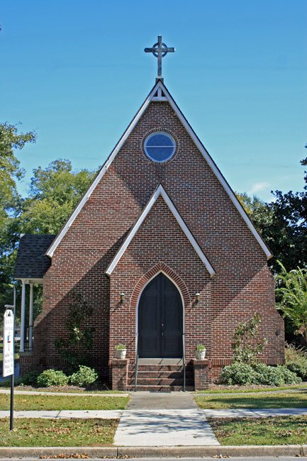 Advent Episcopal Church Marion