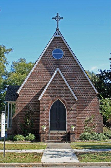 Advent Episcopal Church Marion