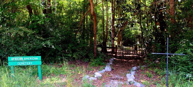 African American Cemetery Mepkin