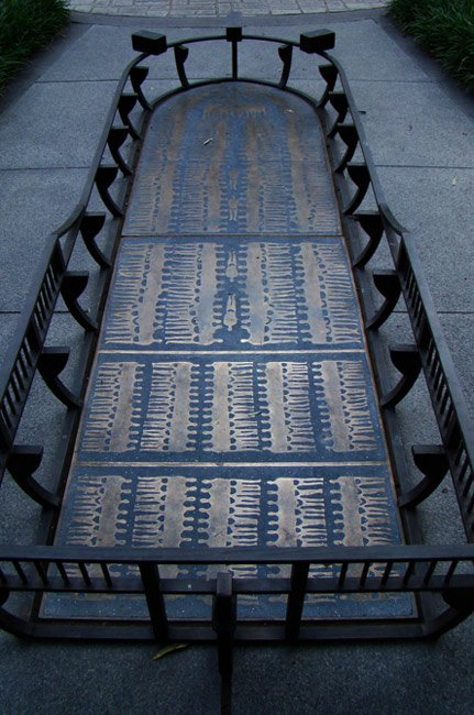 African American Monument Slave Ship
