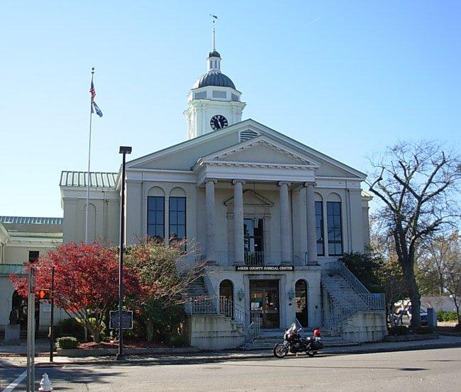 Aiken County Courthouse SB