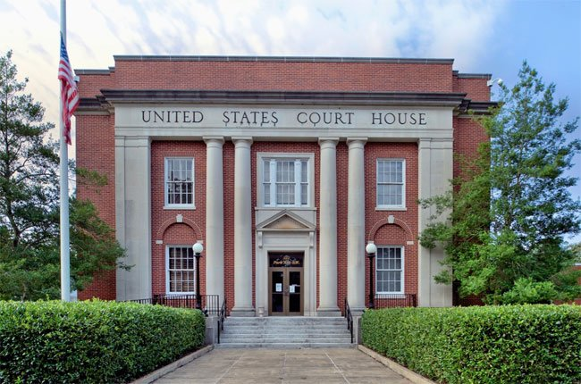 Aiken Court House