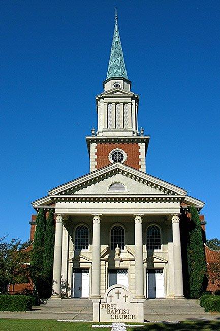First Baptist Church Aiken