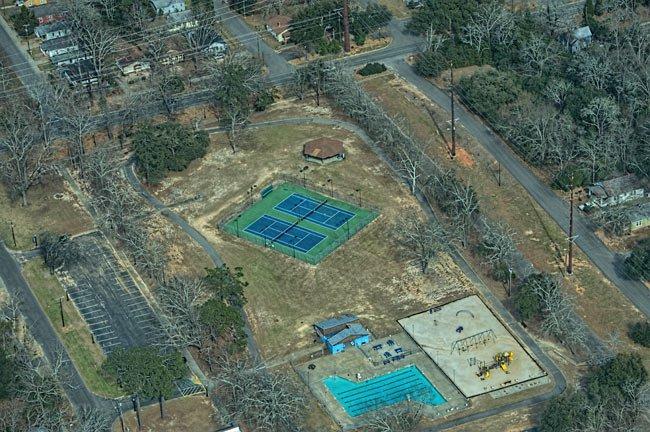 Aiken Graded School Site