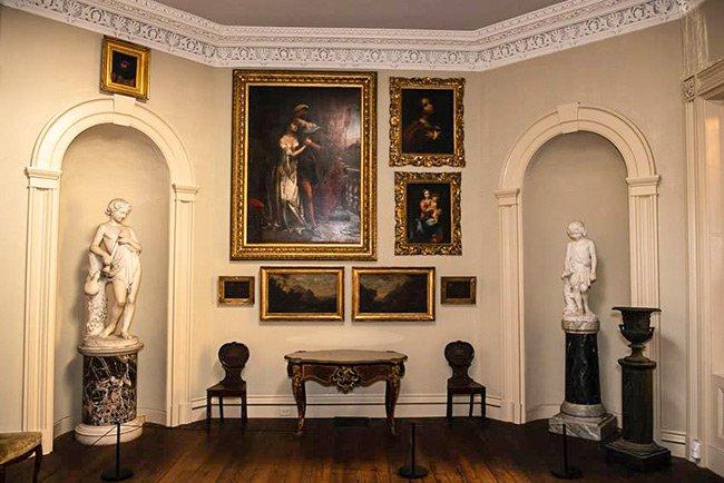 Aiken-Rhett House Art Gallery