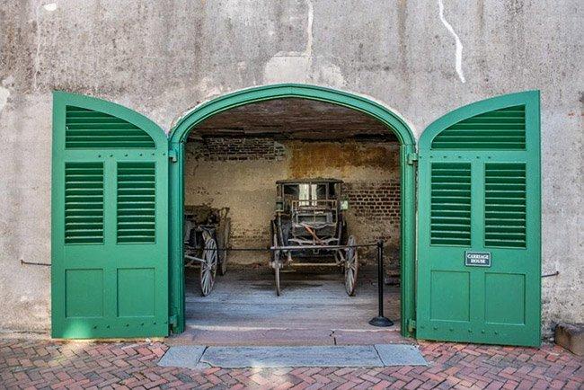 Aiken-Rhett House Carriage House