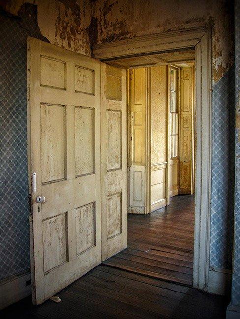 Aiken-Rhett House Doorway