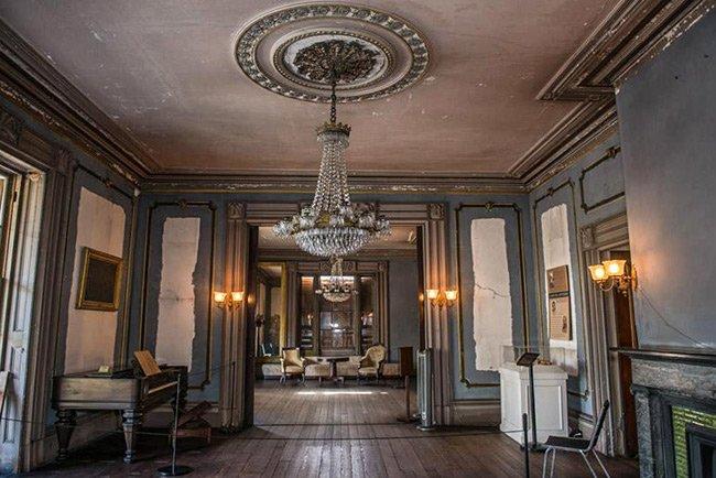 Aiken-Rhett House Double Parlor