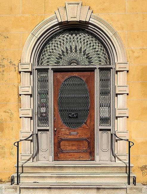 Aiken-Rhett House Main Entrance
