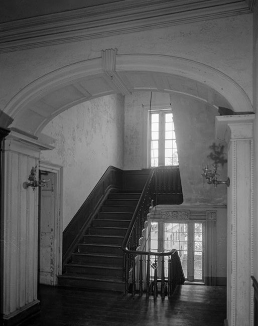 Aiken-Rhett House Main Staircase