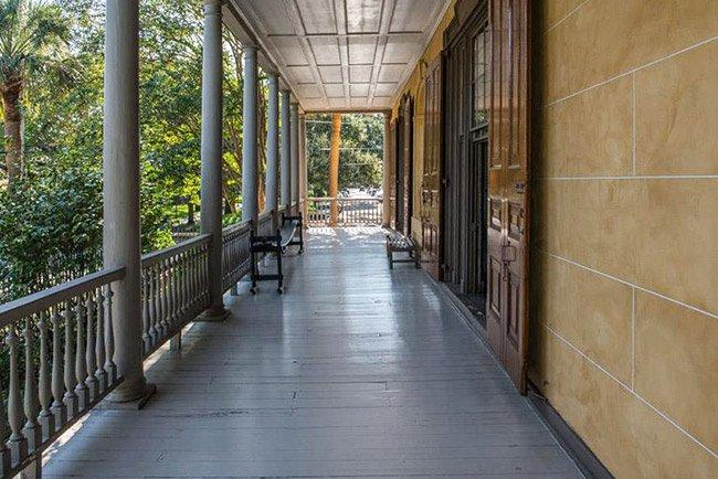 Aiken-Rhett House Porch