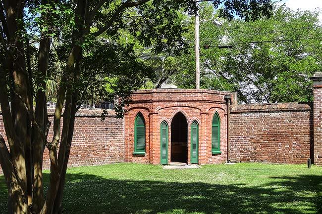 Aiken-Rhett House Privy