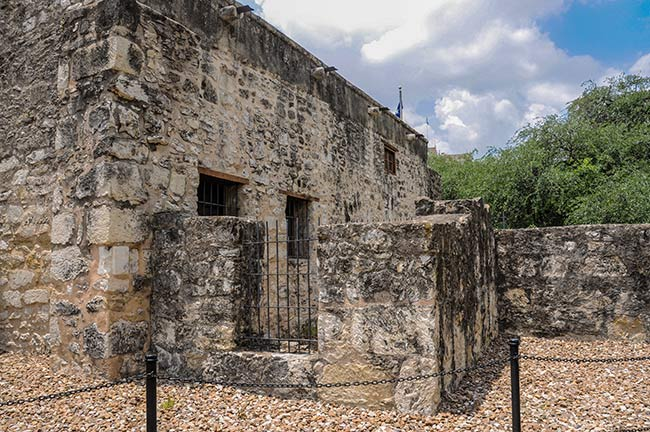 Alamo Travis Bonham