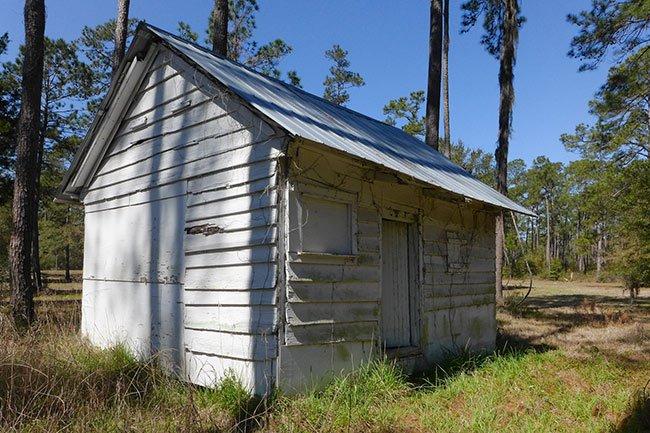 Alderley Plantation Overssers Cabin