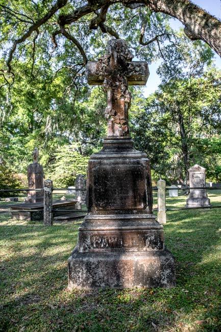 All Saints Pawley Grave