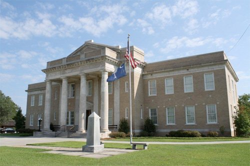 Allendale County SC Courthouse