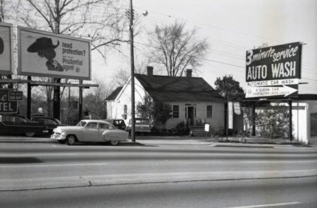 Alston House Historical