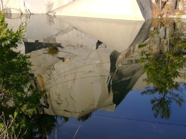 Anderson Kincaid Quarry Reflection