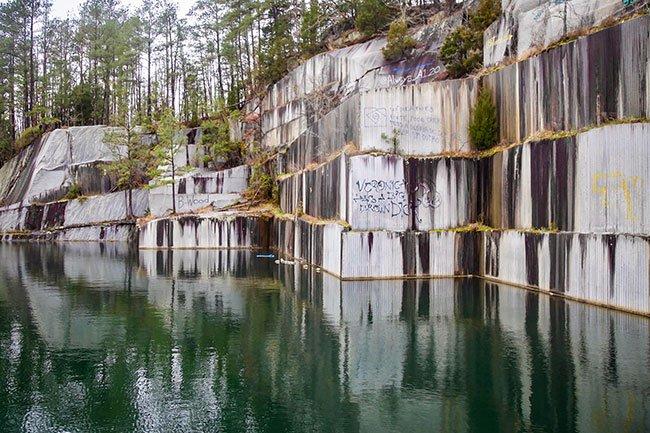 Kincaid-Anderson Quarry - Jenkinsville, South Carolina