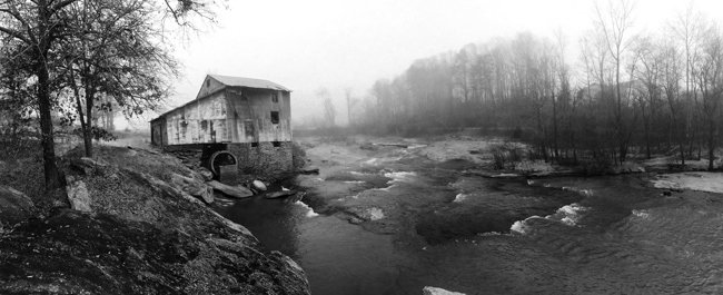 Anderson Mill Panorama