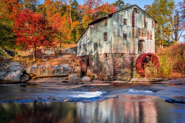 Anderson Mill