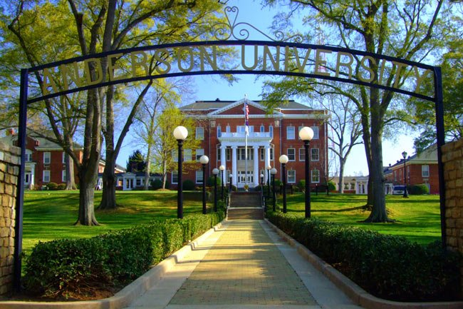 Pictures of anderson south carolina